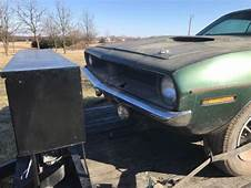 Classic 1970 Cuda 4 Speed Pistol Grip For Sale Detailed