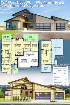 ultra modern contemporary house plans modern house plans architectural designs house plan