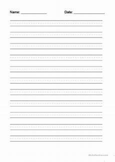 handwriting worksheets template free 21586 writing dotted line template worksheet free esl printable worksheets made by teachers