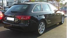 Audi A4 B8 Avant - file audi a4 b8 avant rear jpg wikimedia commons