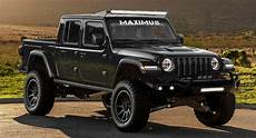 truck yeah hennessey announces 200 000 hellcat powered jeep gladiator with 1000 hp carscoops