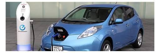 Nissan Leaf EV Charger &171 Inhabitat – Green Design