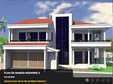 pour maison excellents plans de maison moderne pour votre confort
