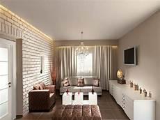 25 Ideen F 252 R Wanddesign Mit Wei 223 En Ziegeln