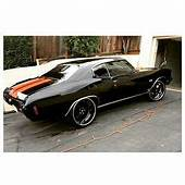 BecauseSS 1968 Chevelle AJ McLeans Pro Touring LS