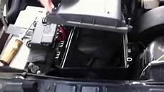 vw bora golf 4 luftfilter wechseln how to air