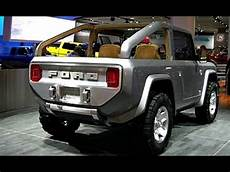 Ford Bronco 2017 Changes Design Engine Review