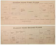 duggar house floor plan duggar home floor plan 19 kids and counting house