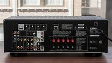 yamaha rx v473 review yamaha s budget receiver is light