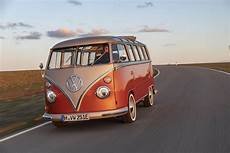 Volkswagen E Bulli Marks An Electric Take On Classic
