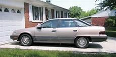 how cars work for dummies 1991 mercury sable parental controls srt4mk 1991 mercury sable specs photos modification info at cardomain