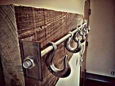 reclaimed wood industrial coat rack quot the autumn quot m 246 bel