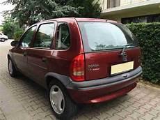 Opel Corsa B 1 4 Atlanta 194 Automatik 194 Die Aktuellen