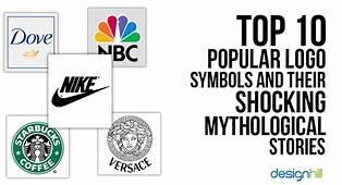 Top 10 Popular Logo Symbols And Their Shocking