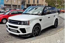 Land Rover Mansory Range Rover Sport 25 May 2013