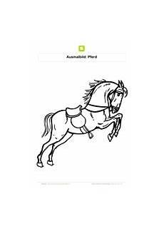Malvorlage Pferd Mit Sattel Ausmalbilder Pferde Bild Pferd Mit Sattel Ausmalbilder