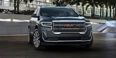 suvs crossovers the 2020 gmc acadia redesigned for 2020