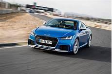 audi tt rs coupé drive 2018 audi tt rs coupe automobile magazine