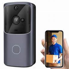 Bakeey Rf433mhz Wifi Smart Home Security by Bakeey M10 720p 166 176 Wide View Two Way Audio Smart Wifi