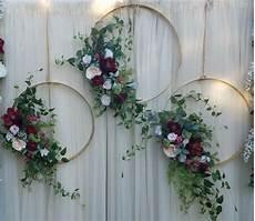 boho metal hoop wedding decor for sale in beaumont ca in 2020 wedding door decorations