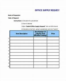 free 27 requisition forms in excel