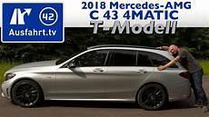 2018 Mercedes Amg C 43 4matic T Modell S205 Mopf