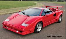 how to work on cars 1990 lamborghini countach seat position control 1990 lamborghini countach 25th anniversary edition brings 358k at rm london
