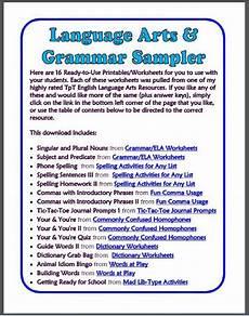 language arts worksheets 20297 16 free language arts printables middle school mentor sentences and sentence starters