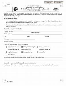 form c 245 fillable application for appeal