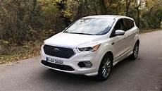 Der Brandneue Ford Kuga Vignale 2017