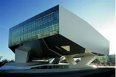 Porsche Museum In Stuttgart Germany Designed By Delugan