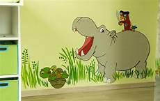 Dschungel Kinderzimmer Diy Mission Wohn T Raum