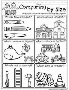 measurement worksheets math measurement worksheets kindergarten math worksheets