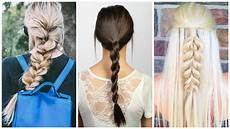 All The Different Types Of Hair Braids