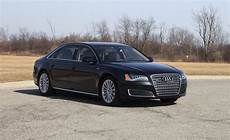 2012 audi a8l w12 road test review car and driver