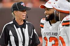 sarah thomas nfl ref has 3 kids with husband brian thomas