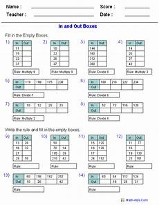 multiplication and division word problems worksheets math aids 7025 function table worksheets function table in and out boxes worksheets