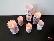 candele deber diy calaveras candle jar ohoh deco