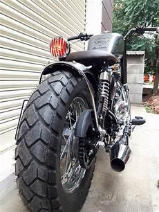 Royal Enfield Modifikasi by Modifikasi Royal Enfield Bullet 500 Tambun Rasa Harley