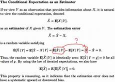 Probability How To Show That E E X Mid Y Mid Y E X
