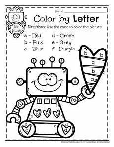 s day letter worksheets 20387 february preschool worksheets teachers pay teachers my store preschool worksheets color