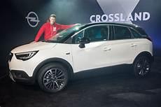 Opel Crossland X 2017 Infos Test Und Bilder Bilder