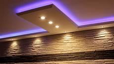 Indirekte Beleuchtung Mit Led Stuckleisten Und Lichtvoute