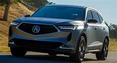acura mdx prototype previews a sportier and more upscale suv complete with a type s variant for