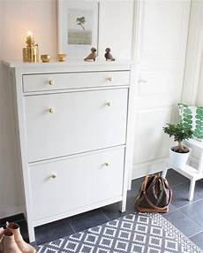 Ikea Hemnes Shoe Cabinet Narrow Enough For Bedrooms And