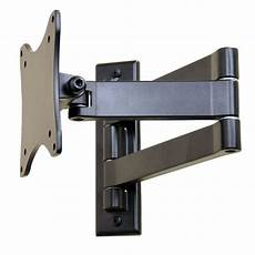 Schwenkbare Wandhalterung Tv - tilt swivel articulating corner wall mount bracket fit 19