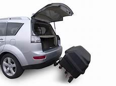 koffer für anhängerkupplung menabo boxxy transportbox gep 228 ckbox f 252 r kupplungstr 228 ger