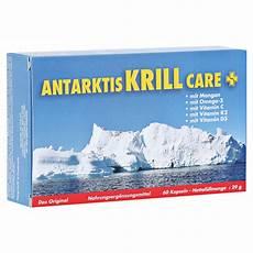 antarktis krill care kapseln 60 st 252 ck bestellen