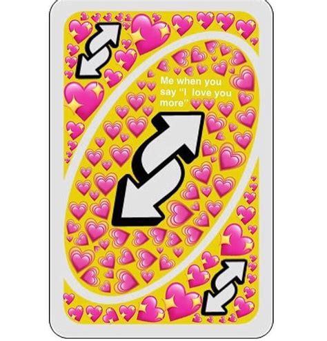 Uno Reverse Card Emoji