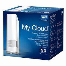 Wd My Cloud 2 To Disque Dur Externe Western Digital Sur